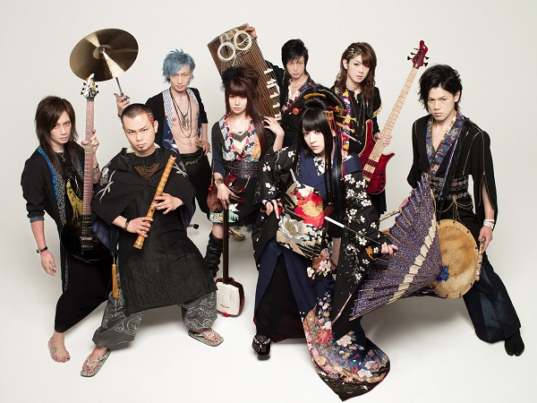 和楽器バンド