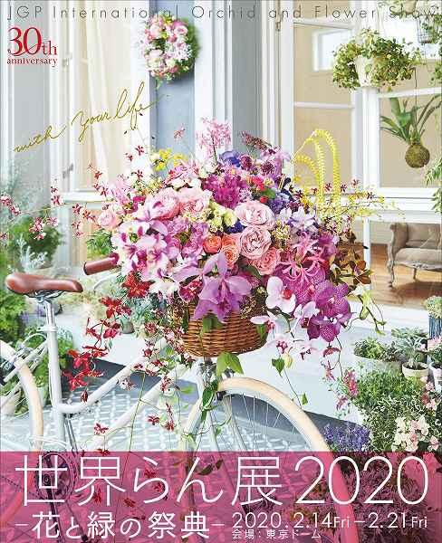 世界らん展2020 -花と緑の祭典-